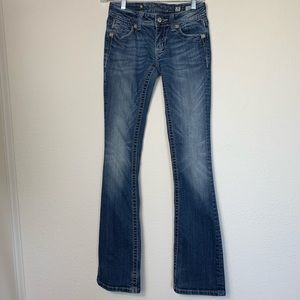 Miss Me Bootcut Jeans style JP5643B